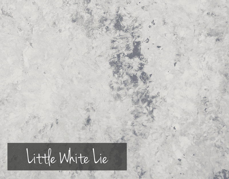 Little White Lie - Marble and Stone Collection